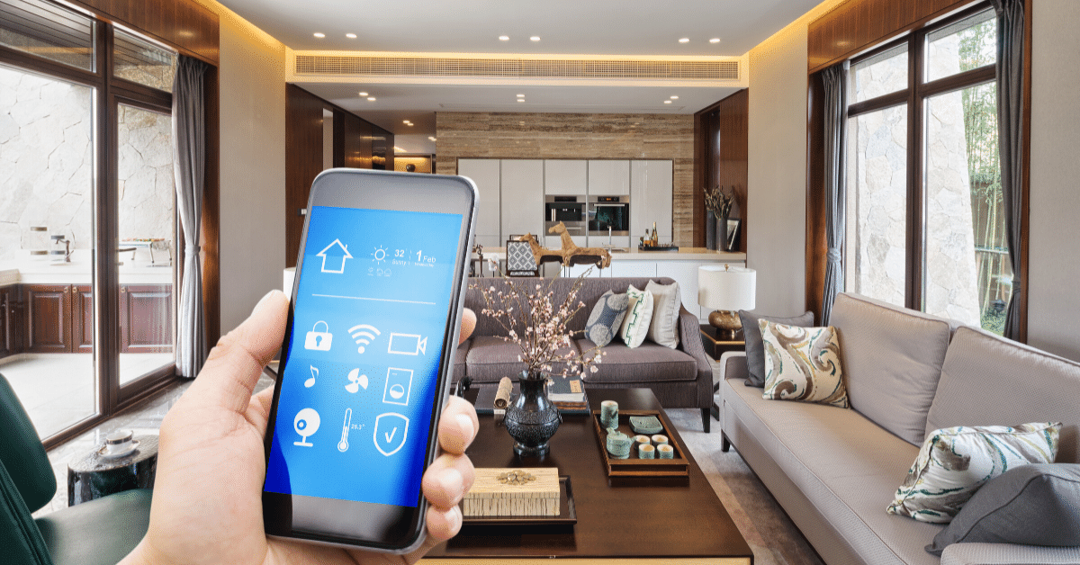 crestron-smart-home-remote-control